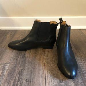 *NWOT!* J. Crew Chelsea boots black size 8